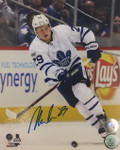 William Nylander Autographed Toronto Maple Leafs 8x10 Photo I