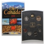 Oh Canada! Uncirculated Coin Set 2001