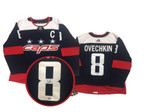 Ovechkin Signed Washington Capitals Winter Classic Jersey