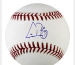 Cavan Biggio  Autographed Toronto Blue Jays Signed MLB Baseball