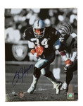 Bo Jackson Signed Oakland Raiders 11x14
