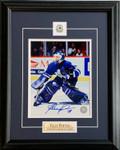 Felix Potvin Signed 8x0 Toronto Maple Leafs Photo