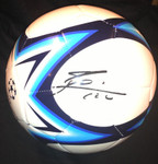 Messi Signed soccer ball