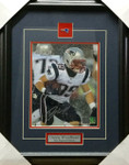 Danny Woodhead Signed Patriots Framed 8x10