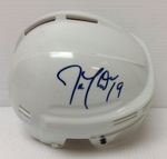 Joe Thornton Signed Sharks Mini Helmet