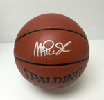Magic Johnson Signed Lakers Spalding Basketball