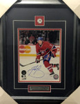 Brendan Gallagher Signed Canadiens 8x10 Framed