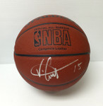 Vince Carter Signed I/O Basketball Toronto Raptors