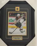 David Krejci Bruins Signed 8x10 Framed