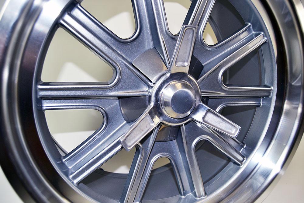 15812 18 Quot Halibrand Style Replica Wheels Factory Five