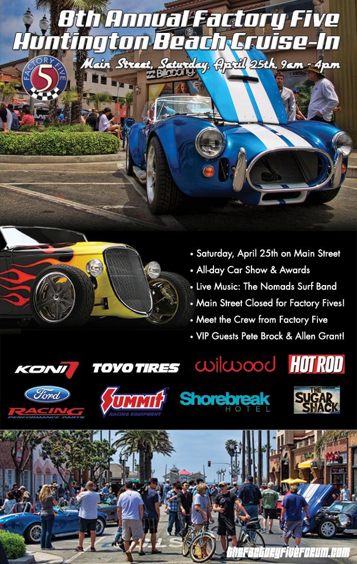 Huntington Beach CruiseIn Official Thread FFCarscom - Car show huntington beach