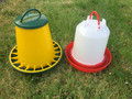 6 Litre feeder and drinker combo