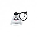 HEAVY DUTY INFRA RED LAMP HOLDER WITH CLEAR SHADE