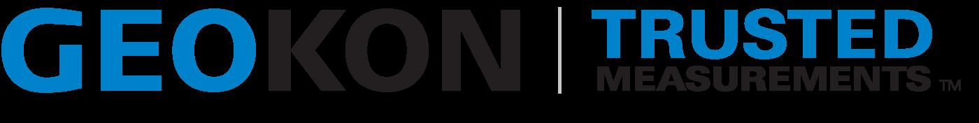 New GEOKON logo.