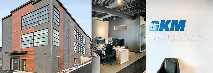 GKM Consultants, Inc. Headquarters.