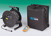 Model GK-604 Inclinometer Readout, Field PC and carry case.