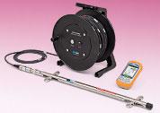 Model GK-604D Digital Inclinometer System.