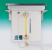 Model 3650-2/4650-2 Multipoint Settlement Systems reservoir.