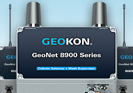 GeoNet Model 8903 Series