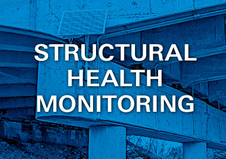 Structural Health Monitoring of an Overpass.