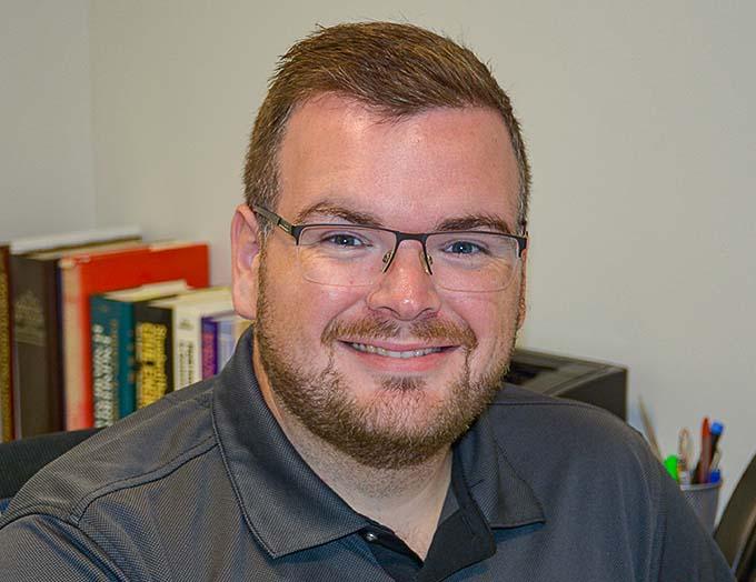 Photo of Shawn Dedeker.