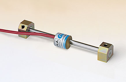 Photo of the Model 4000 Strain Gage.