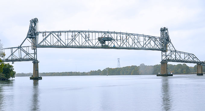 Photo of Burlington-Bristol Bridge.