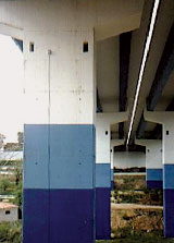 Marbella Relief Road Viaduct photo.