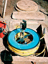 Photo of monitoring equipment.