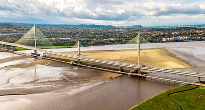 Photo of Mersey Gateway Bridge