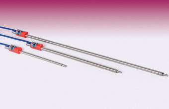 Model 4450 Displacement Transducer (50, 100 and 200 mm ranges).