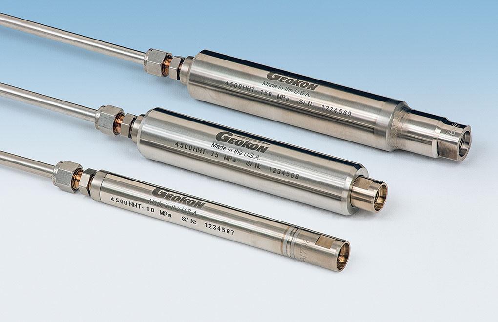 High Temperature Pressure Transducers   GEOKON