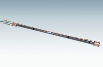 Custom-designed Model 4430-1X Deformation Meter.