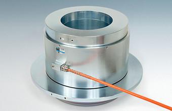 Custom-designed Model 4900X-3000-10.5 Load Cell.
