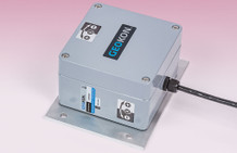 Model 6161A-2 Biaxial MEMS Tilt Sensor in protective NEMA 4 enclosure.