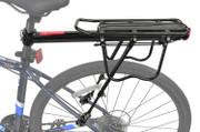 Rear Rack Universal Luggage Pannier