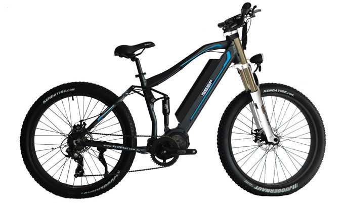 Fastest E Bike >> Predator Fastest Full Suspension Electric Bike