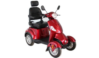 Large 4 Wheel Mobility Scooter
