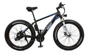Bullshark F750 Fat 750W Electric Bike