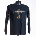 "NEW! T-shirt ""Fellowship of the Ringers"" (black) LONG SLEEVE"