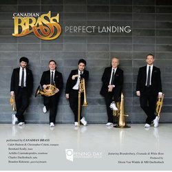 Canadian Brass Perfect Landing