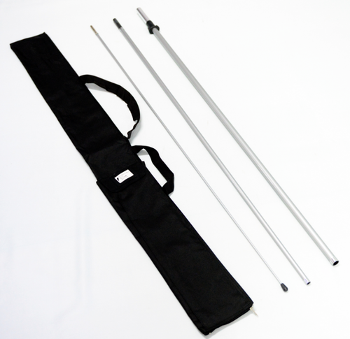 Flag Pole Set and Carry Bag