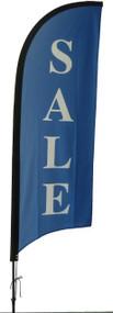 Sale Feather Flag Blue