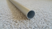 25mm Diameter Brushed Aluminium Pole for Hanging Banners