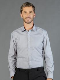 Gloweave Mens Collins Bold Stripe Shirt