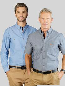 Gloweave Original ICON 5045 Chambray Shirt