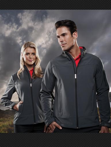 Sporte Leisure Mens & Ladies Matching Perisher Softshell Jacket
