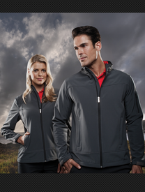 Sporte Leisure Mens & Ladies Matching Perisher Softshell Jacket