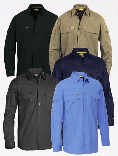 Mens X Airflow™ Ripstop Work Shirt