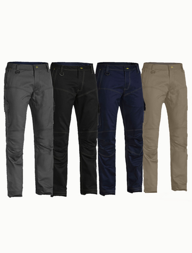 Engineered Ripstop Cargo Work Pant